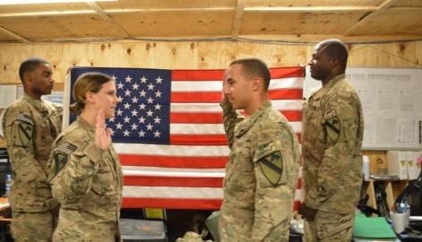 soldier reenlistment